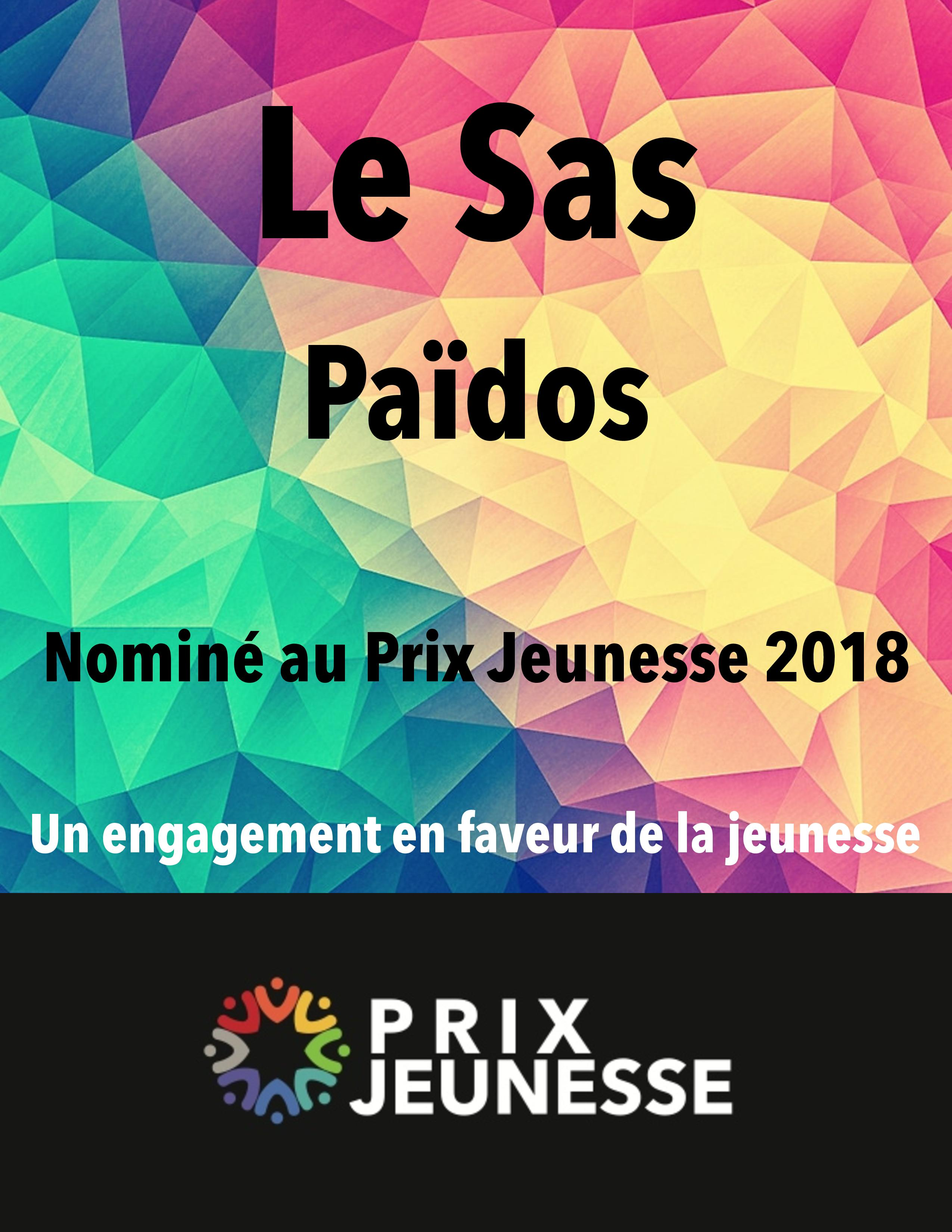 Candidat  Le Sas - Païdos